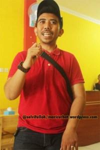"""Fajar Mandala Wahyu Putra, founder """"Ayam Madu SiBangkong"""""""